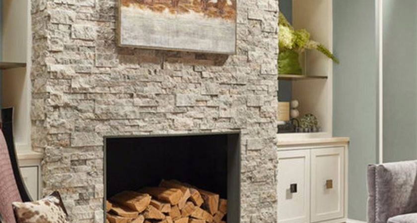 Why Natural Stone Best Choice Your Fireplace