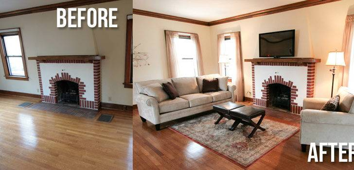 Wilding Team Real Estate Home Staging Tips