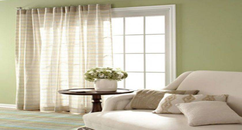 Window Cover Ideas Sliding Door Coverings