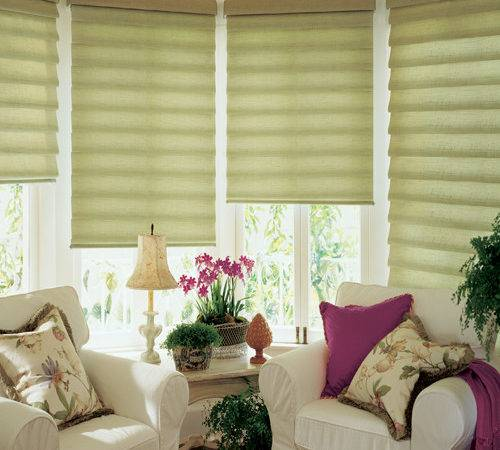 Window Coverings Ideas Grasscloth