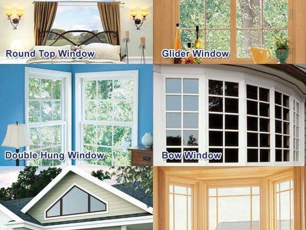 Window Styles Lakeside Exteriors