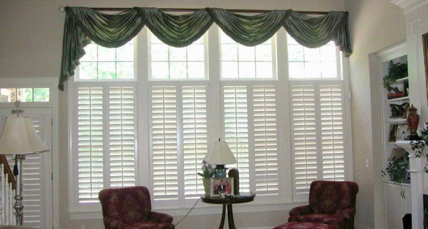 Window Treatment Ideas Living Room Modern House