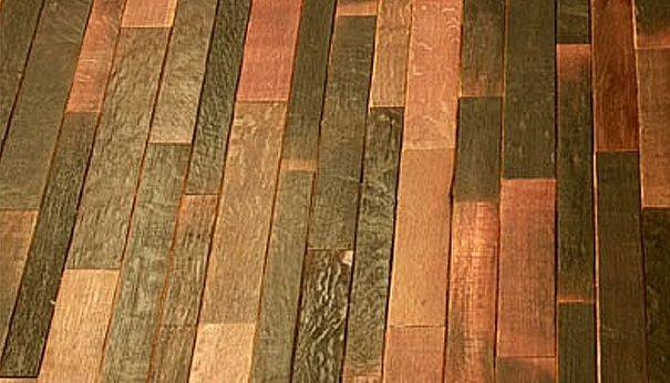 Wine Lovers Sustainable Flooring Solutions Recycled