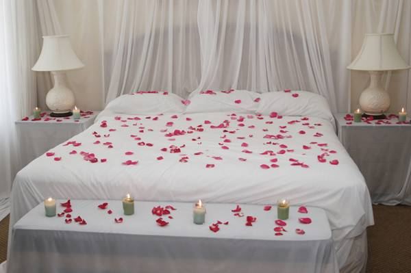 Wish Can Live There Romantic Bedroom Decorating