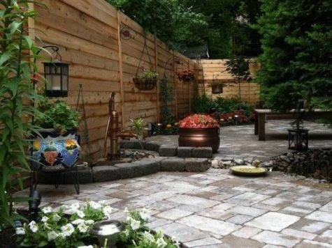Wonderful Backyard Landscaping Ideas