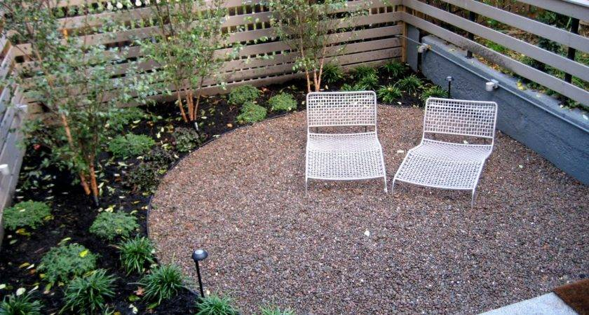 Wonderful Backyard Patio Ideas Gravel