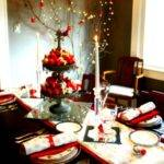 Wonderful Christmas Round Table Decorations Cool
