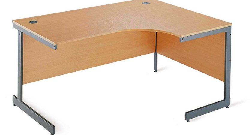 Wood Corner Desk Maximizing Your Office Space