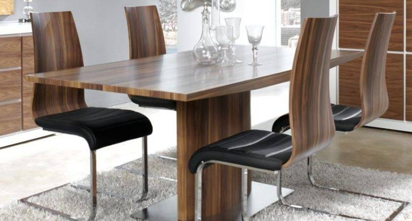 Wood Dining Tables Chairs Contemporary