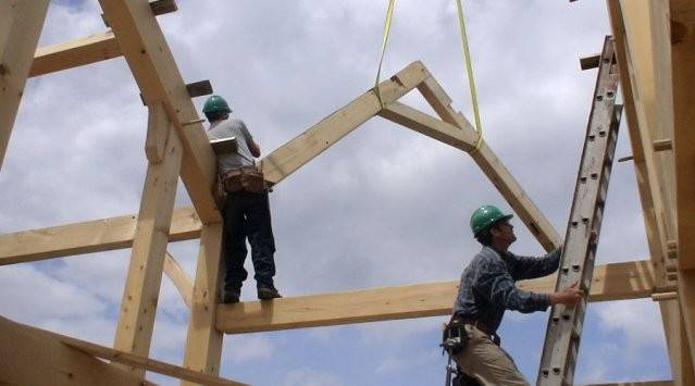 Wood Frame Construction Ecological Durable Green