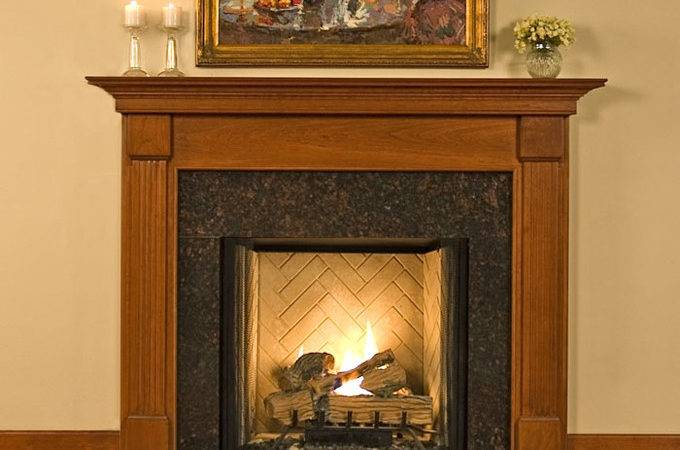 Wood Mantel Custom Fireplace Surrounds Franciscan