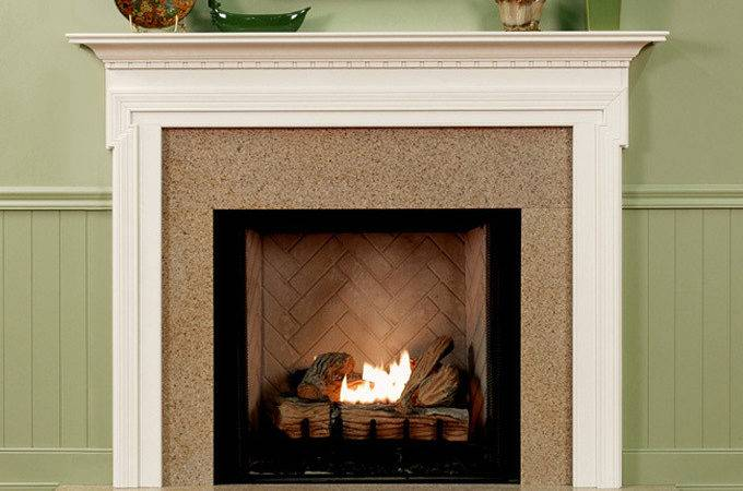 Wood Mantel Surrounds Fireplaces Somerville Custom