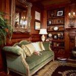 Wood Paneling Living Room Walls Decobizz