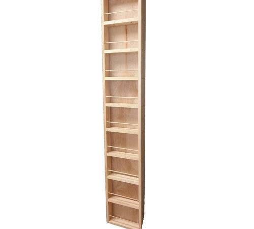 Wood Products Midland Wall Mounted Spice Rack Reviews