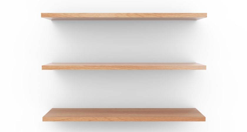 Wood Shelves Quick Woodworking Projects