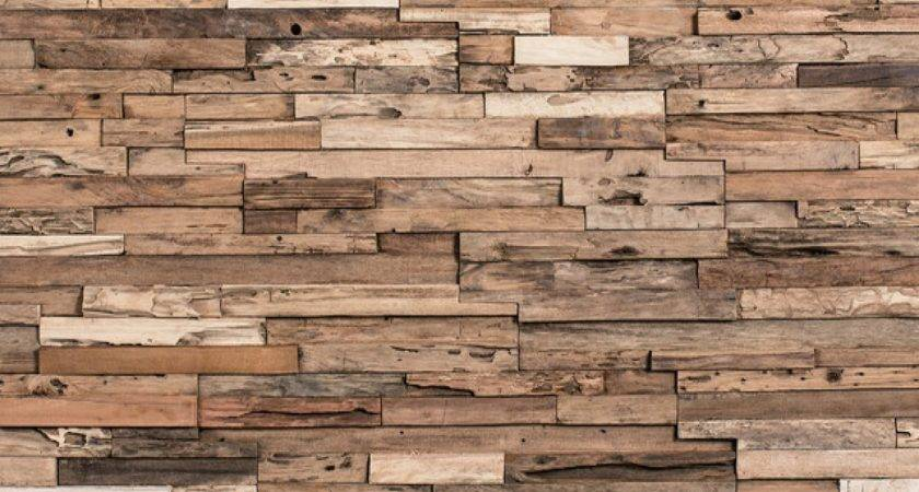 Wood Wall Covering Designs Ideas