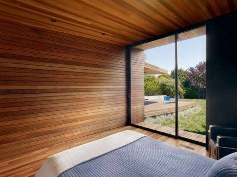 Wood Walls Inspiration Modern Homes