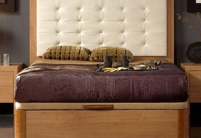 Wooden Beds Headboards Storage Design Bill House Plans