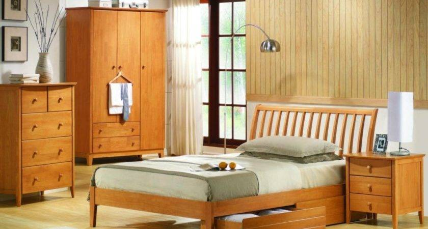 Wooden Single Beds White Double Bed Frame