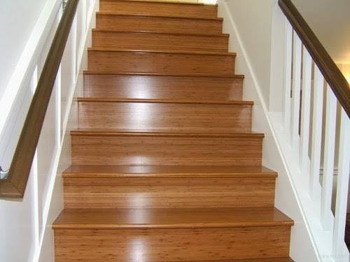 Wooden Stairs Designs Characteristics