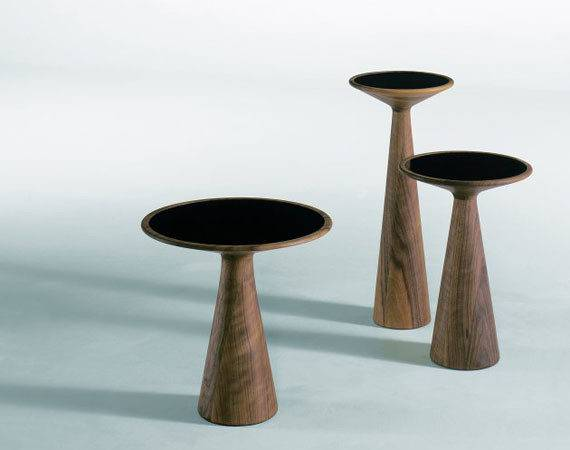 Wooden Table Furniture Creative End Tables Unique Side