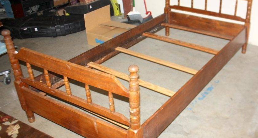 Wooden Twin Beds Lovely Storage