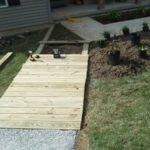 Wooden Walkways Construction Pdf Trunk