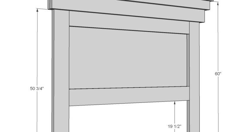 Woodworking Plans Bookcase Headboard Woodproject
