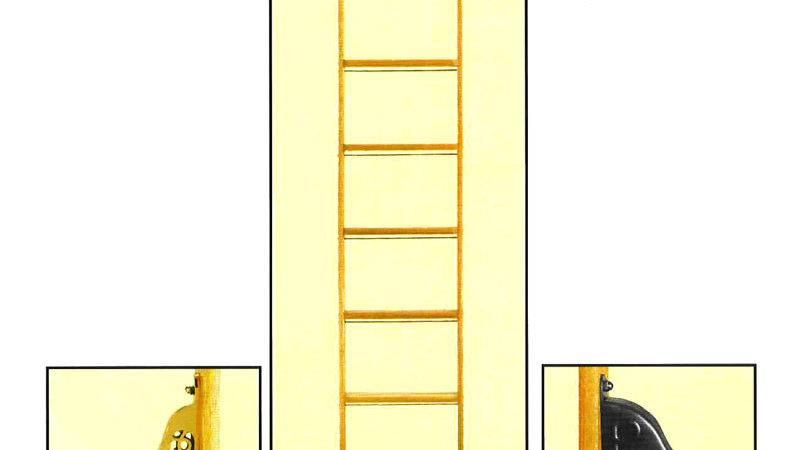 Woodworking Plans Library Ladder Pdf
