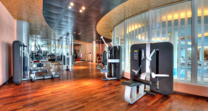 Work Out Gym Fantastic Views Over Lake