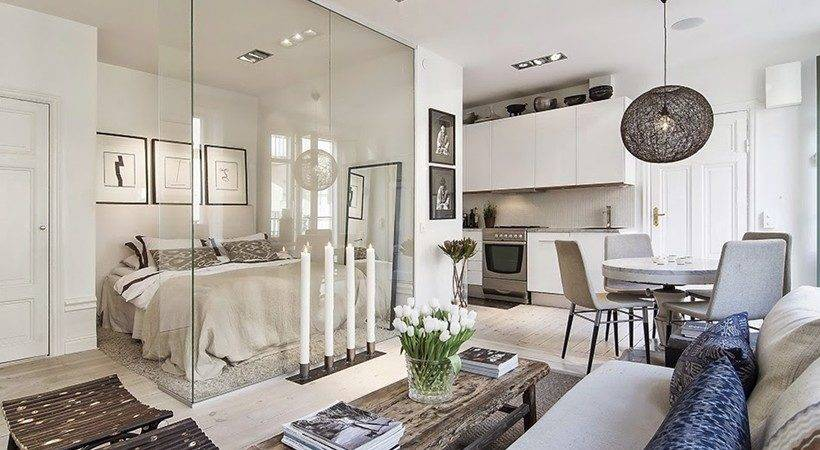 World Architecture Decorating Small Apartments Life