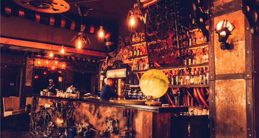 World First Kinetic Steampunk Bar Opens Romania