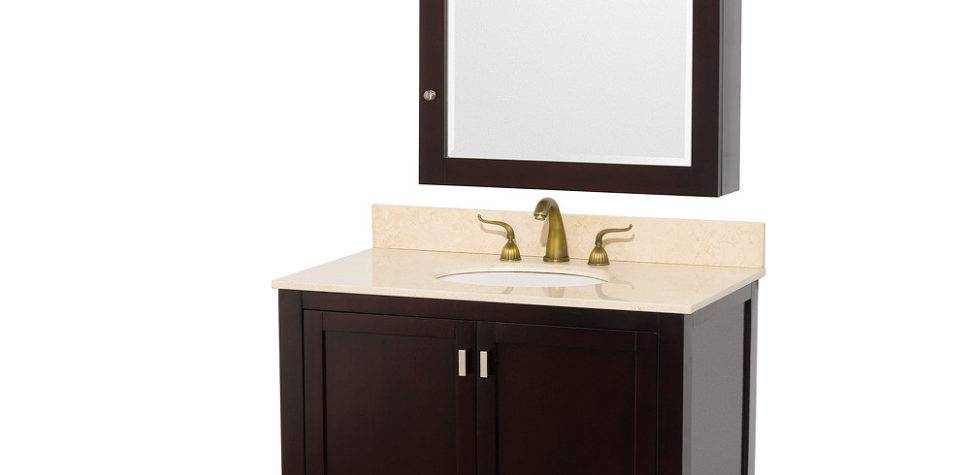 Wyndham Collection Inch Abingdon Bathroom Vanity