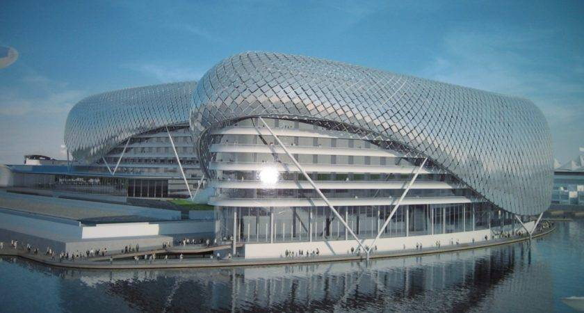 Yas Viceroy Hotel Abu Dhabi Pudlo Waterproof Systems