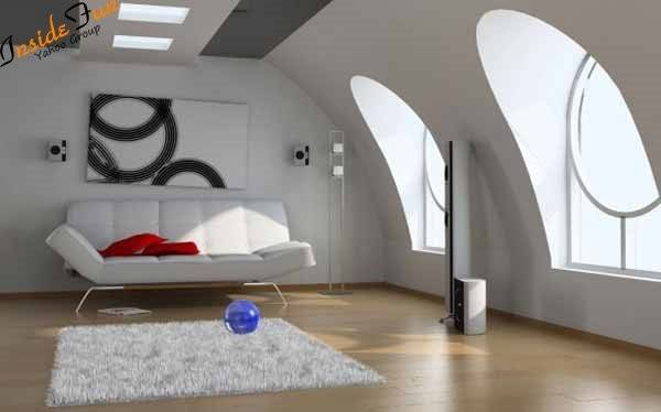 Zee Fun Amazing Futuristic Interior Design