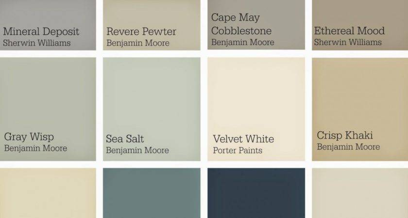 Zen Color Palette Monday Inspiration Decorating