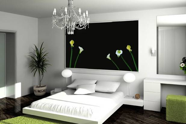 Zen Decorating Ideas Soft Bedroom Ambience Stylish Eve